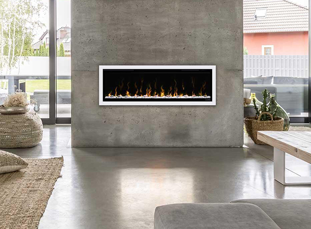 Fireplaces and Stoves | Electric Fires | Baltic Fireplace Studio